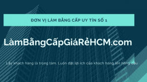 Làm Bằng Đại Học Hồ Chí Minh Ở Đâu Uy Tín?