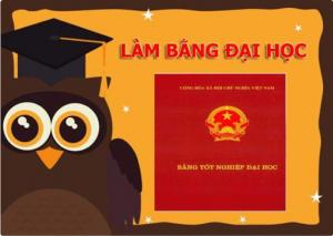 Công Khai Địa Chỉ Làm Bằng Đại Học Uy Tín, Chất Lượng