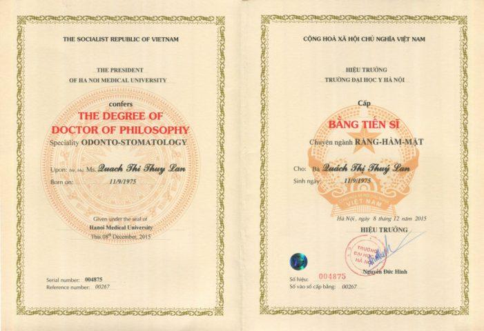 Làm Bằng Thạc sĩ – Tiến sĩ Uy Tín, Chất Lượng, Sử Dụng Phôi Gốc 100%
